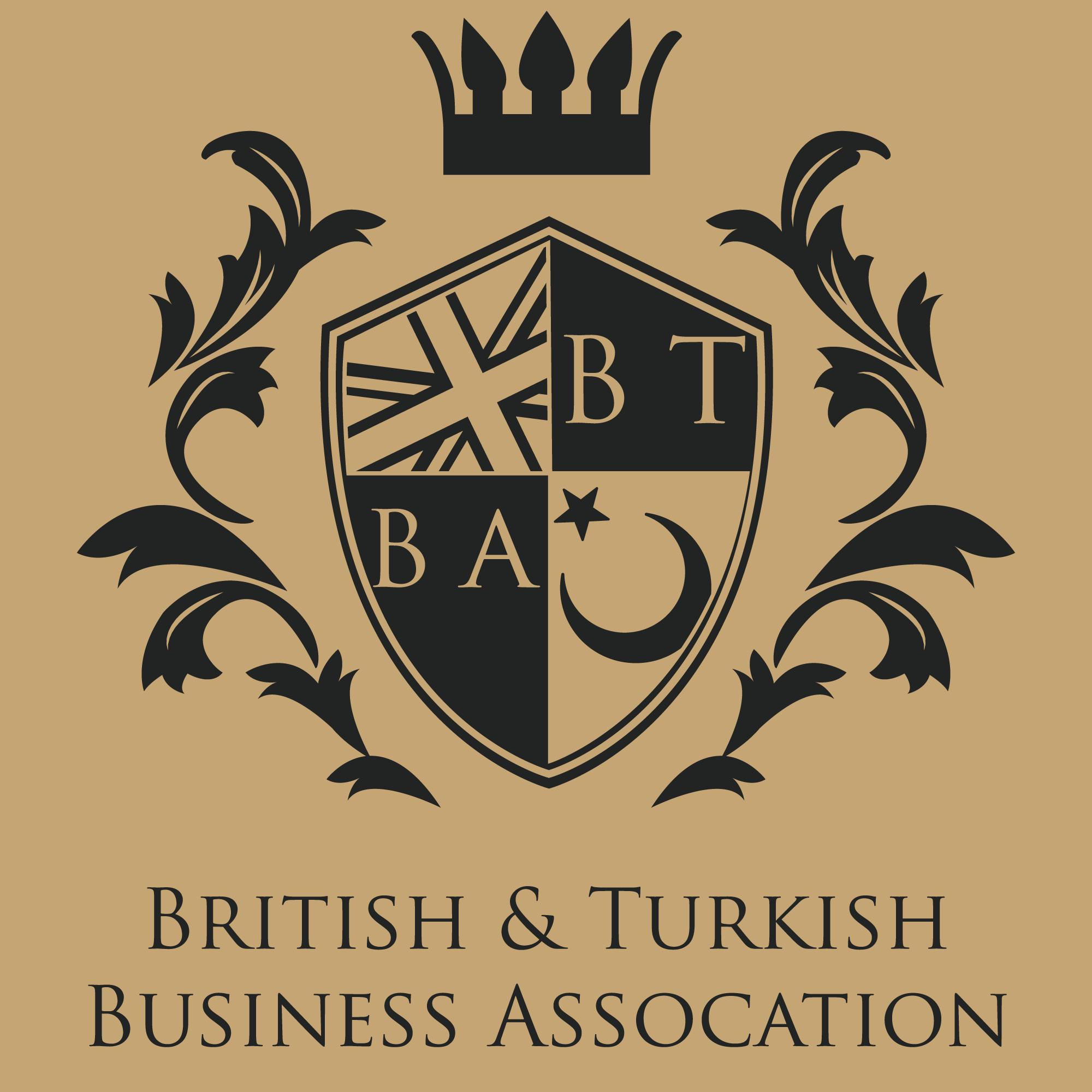 British & Turkish Business Association - Logo - GoldBG